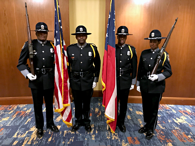 MARTA Honor Guard