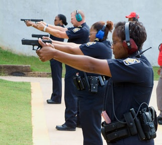MARTA Police Department Firearms Training