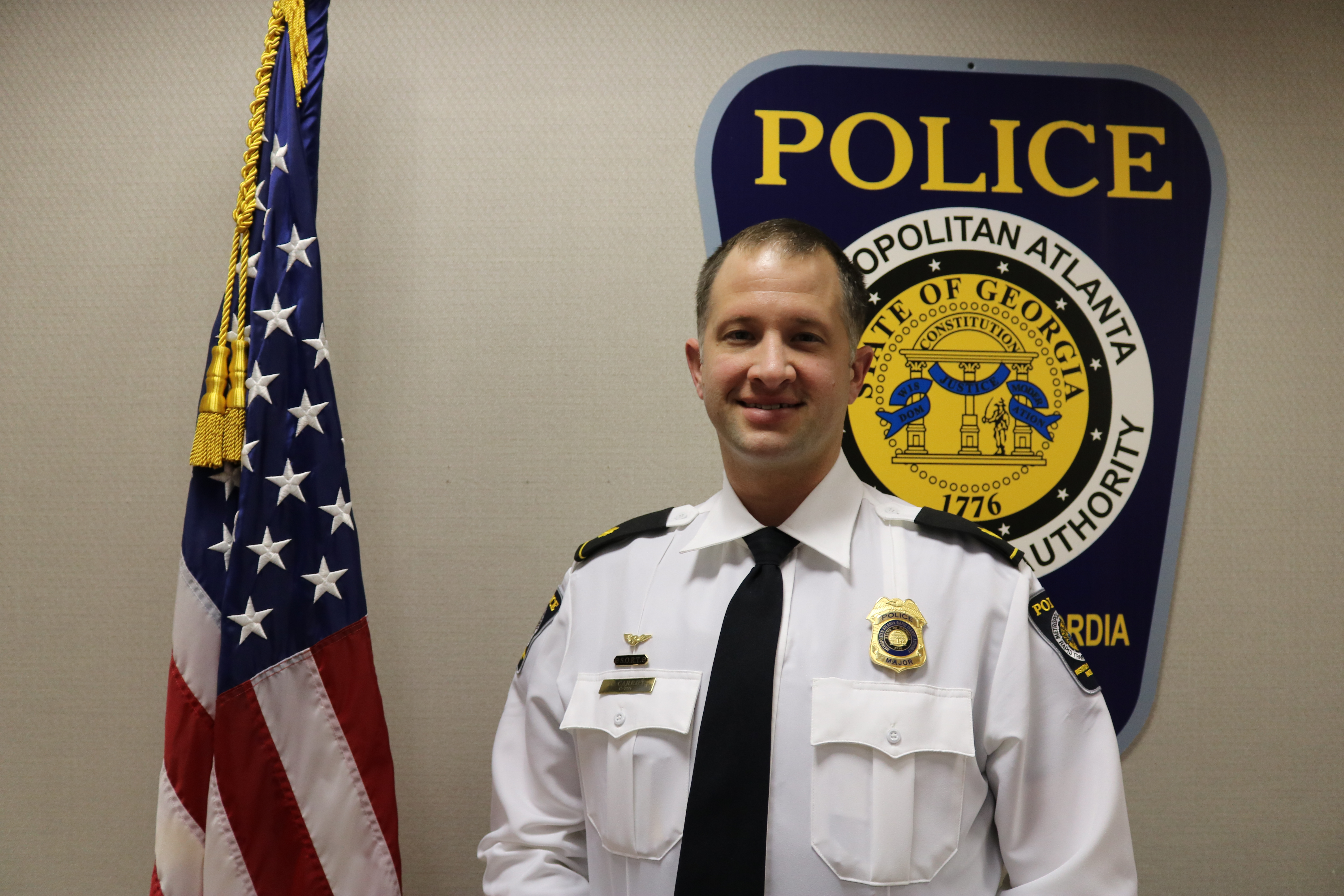 MPD Major Matthew Carrier